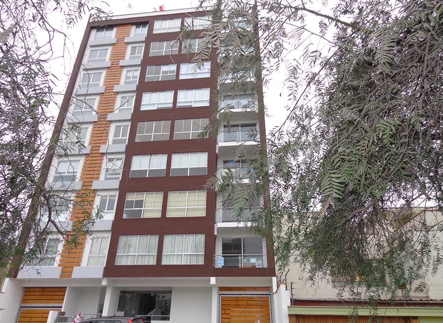 edificio multifamiliar - constructora my home organizacion inmobiliaria s.a.c.