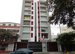 edificio multifamiliar  - constructora mg builders e.i.r.l
